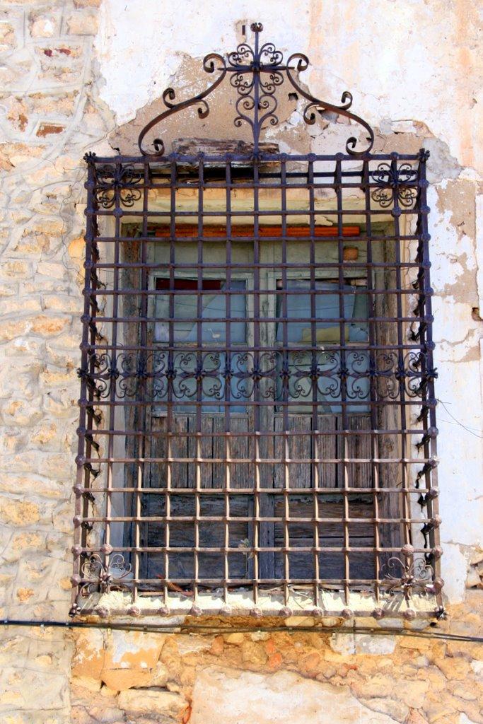 La forja de orihuela noguera de albarrac n - Rejas de forja antiguas ...